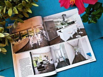 Megjelenés a Szép Házak Magazinban